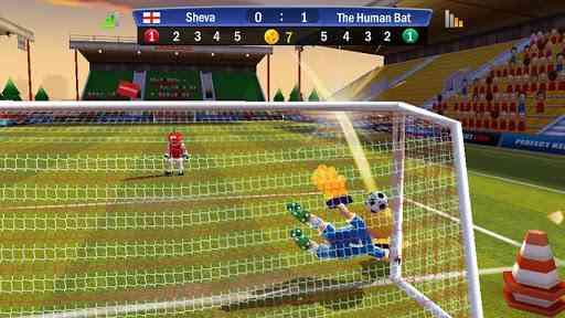 Perfect Kick | بازی فوتبال فانتزی
