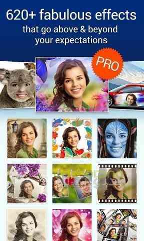 Pho.to Lab PRO - photo editor | ایجاد افکت های زیبا روی تصاویر