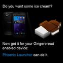 لانچری متفاوت Phoenix Launcher v0.9.7.6