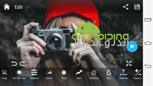 Photo Editor – Pixerist FX Pro