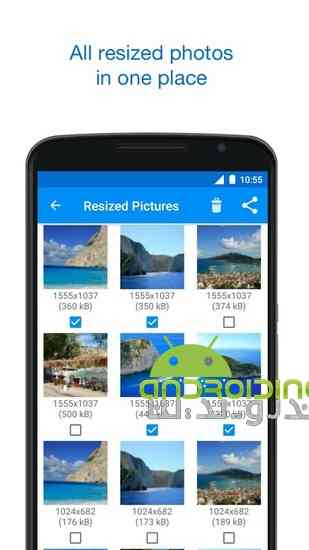 دانلود Photo & Picture Resizer Premium 1.0.141 تغییر سایز تصاویر در اندروید 4