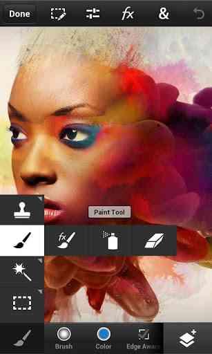 دانلود برامه فتوشاپ Photoshop Touch
