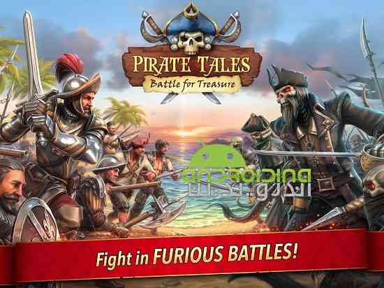 Pirate Tales - بازی اکشن قصههای دزدان دریایی