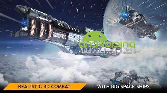 دانلود Planet Commander 1.11 بازی اکشن فرمانده سیاره اندروید 3