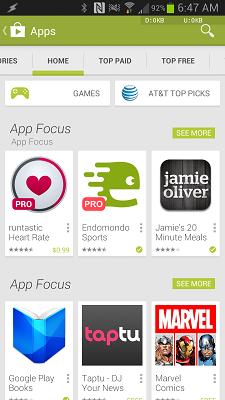 دانلود پلی استور Google Play Store 8.3.75.U مارکت رسمی اندروید 1