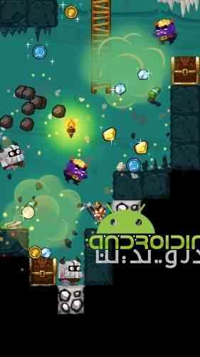 Pocket Mine 3 - بازی سرگرم کننده معدن گنج کوچک 3