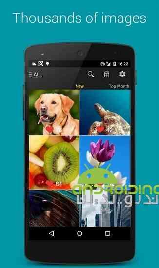 دانلود Premium Wallpapers HD 4.3.3 والپیپر های زیبا برای اندروید 3
