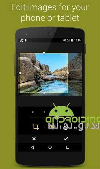 دانلود Premium Wallpapers HD 4.3.3 والپیپر های زیبا برای اندروید 1