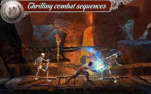 Prince of Persia Shadow & Flame محصولی از شرکت بزرگ و معروف UBISOFT