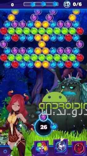 Purgatory Inc : Bubble Shooter - بازی پاک کننده: تیرانداز حبابی