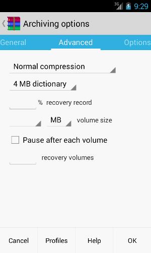RAR for Android | نسخه اندرویدی محبوب ترین برنامه ساخت و باز کردن فایل های فشرده Zip وRar