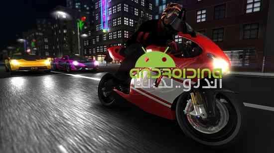 Racing Fever: Moto - بازی هیجان مسابقه: موتور