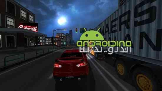 Racing Limits - بازی اتومبیل رانی مسابقات محدود