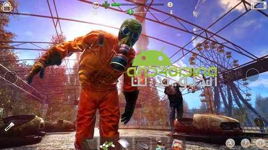 Radiation City - بازی اکشن شهر تشعشعات