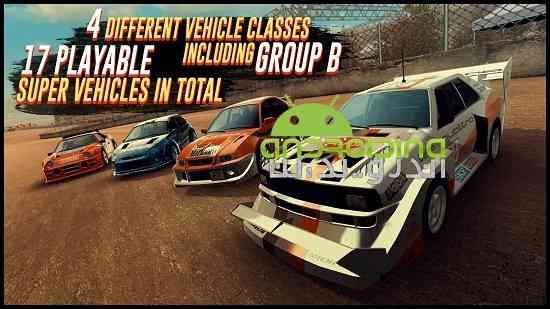 Rally Racer EVO - بازی ورزشی مسابقات رالی