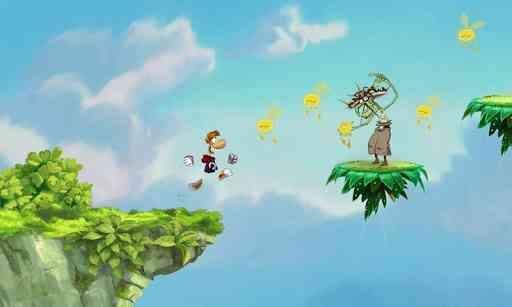 Rayman Jungle Run | بازی جذاب و سرگرم کننده فانتزی رایمن
