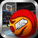 دانلود Real Basketball v1.3.1 بازی زیبای پرتاب توپ به سبد