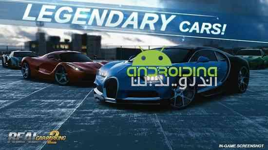 Real Car Parking 2: Driving School 2018 - بازی شبیه ساز پارک واقعی ماشین 2: کلاس رانندگی 2018
