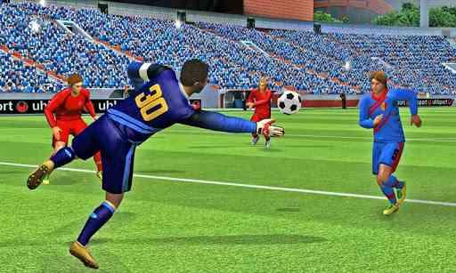 دانلود Real Football 1.4.0 بازی زیبای فوتبال گیم لافت اندروید 2