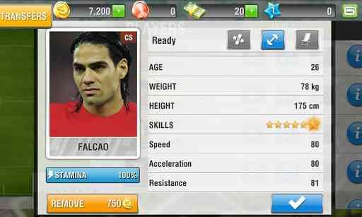 دانلود Real Football 1.4.0 بازی زیبای فوتبال گیم لافت اندروید 1