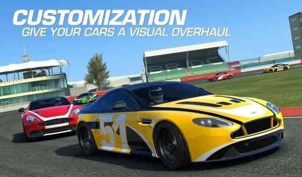 دانلود Real Racing 3 v5.2.0 بازی اتومبیل سواری با گرافیک اندروید 3