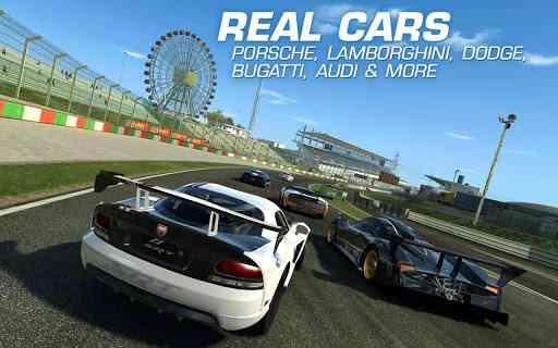 و هم اکنون دانلود بازی بسیار زیبای Real Racing 3 برای اندروید