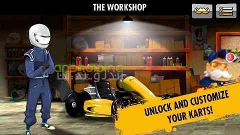 Red Bull Kart Fighter 3 | بازی مسابقات کارتینگ