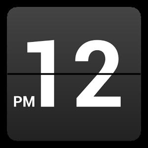 دانلود ویجت ساعت زیبای Retro Clock Widget 2.1.3