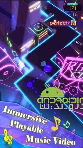 Rhythm Max - بازی موزیکال بالاترین ریتم