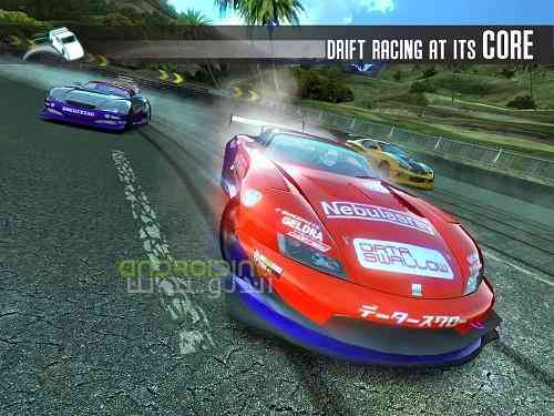 دانلود Ridge Racer Slipstream 2.3.0 ماشین سواری ریسینگ