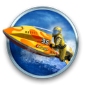 بازی زیبا و با گرافیک قایق سواری Riptide GP v1.3.3