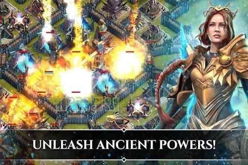 Rival Kingdoms Age Of Ruin - بازی امپراطوری های رقیب عصر ویرانگی