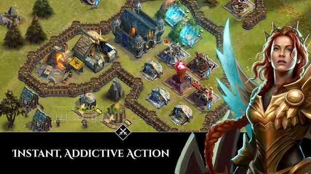 دانلود Rival Kingdoms Age Of Ruin 1.61.0.72 بازی امپراطوری های رقیب عصر ویرانگی 4
