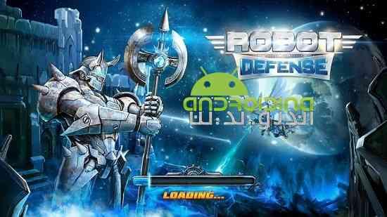 Robot Defense: Tower War - بازی ربات دفاعی: برج جنگی