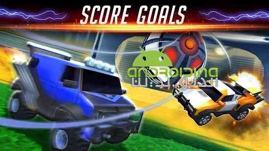 دانلود Rocketball Championship Cup 1.1.1 بازی توپ های موشکی 1