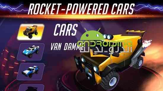 دانلود Rocketball Championship Cup 1.1.1 بازی توپ های موشکی 2