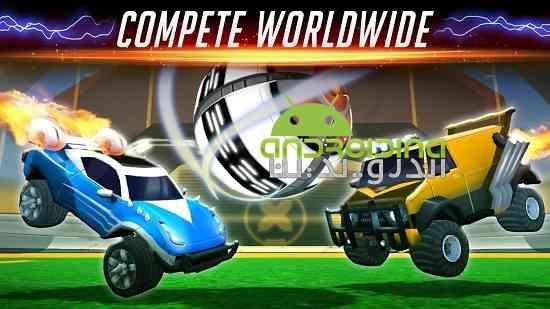Rocketball Championship Cup - بازی توپ های موشکی: جام قهرمانی