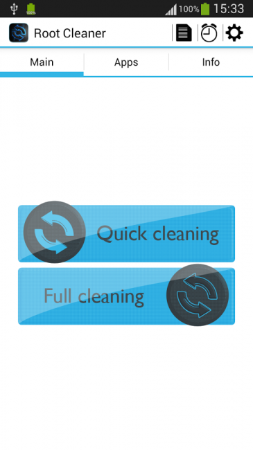 دانلود  Root Cleaner 7.0.6 برنامه و اموزش انروت کامل اندروید 1