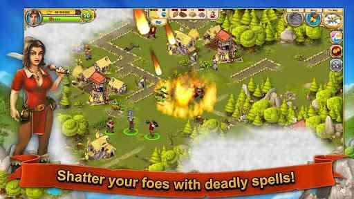 بازی زیبای استراتژیکی امراطور Rule the Kingdom v2.07 1