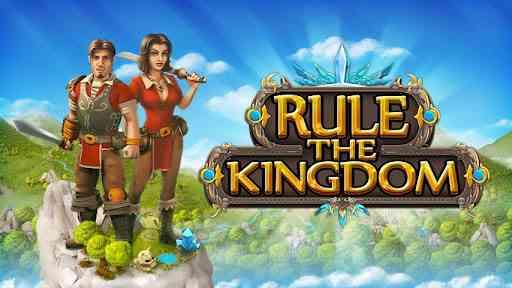 بازی زیبای استراتژیکی امراطور Rule the Kingdom v2.07 2