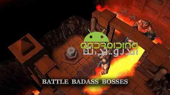 Runic Rampage – Hack and Slash RPG - بازی نقش آفرینی خشم طلسم شده