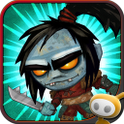 بازی سامورایی SAMURAI vs ZOMBIES DEFENSE 3.0.0