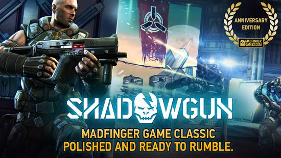 SHADOWGUN | بازی فوقالعاده زیبا و جنگی