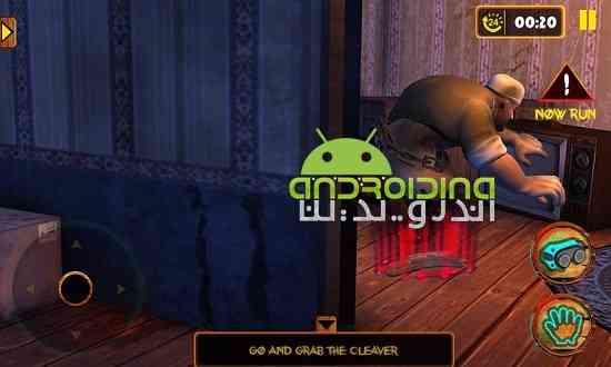 دانلود Scary Butcher 3D 1.1 بازی اکشن قصاب ترسناک اندروید 1