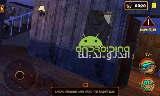 دانلود Scary Butcher 3D 1.1 بازی اکشن قصاب ترسناک اندروید 2