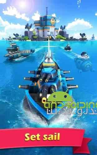 Sea Game - بازی استراتژیک شکار دریایی