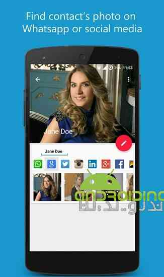 دانلود Set Contact Photo 1.4.6 نرم افزار انتخاب عکس برای مخاطبین در اندروید 2