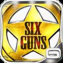 بازی شش اسلحه Six-Guns 1.0.3