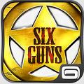 دانلود Six-Guns 1.1.7 بازی شش اسلحه