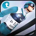 بازی مسابقات اسکی سال 2012 با Ski Jumping 12 v1.2.2